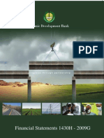 Annual Report Financial Statements