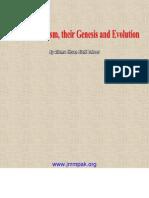 Genesis and Evolution of Shia and Shiaism
