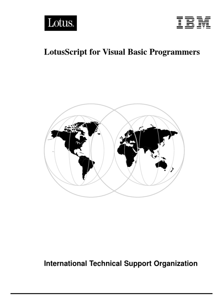 Lotus script for visual basic programmers basic string computer science