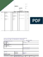 Manifest M009 - 453
