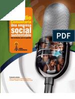 Libro La Radio Comunitaria una empresa social sustentable