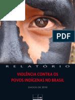 Relatorio Violencia CIMi 2010