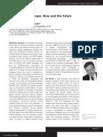 E-Invoicing in Europe