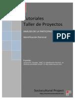 Identificación de participantes - Identificación Nominal