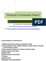 BBK 9 Intro to Financial Crises