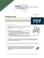TechCorner 20 - Sensor Overview