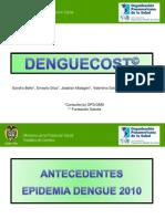 Costos Epidemia Dengue Colombia 2010