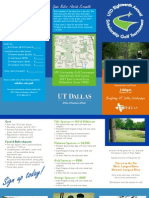 Event Brochure Sample