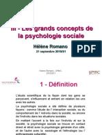 S1conceptsdepsychologiesocialeHRomano2010-2011