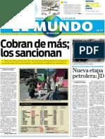 Portada El Mundo de Orizaba 27jul2011