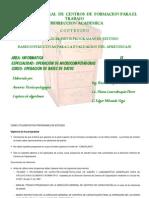 Programa Base de Datos