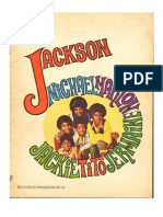 Jackson 5 Tour Booklet [1975]