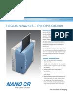 Catálogo Nano CR-Clinic Sheet