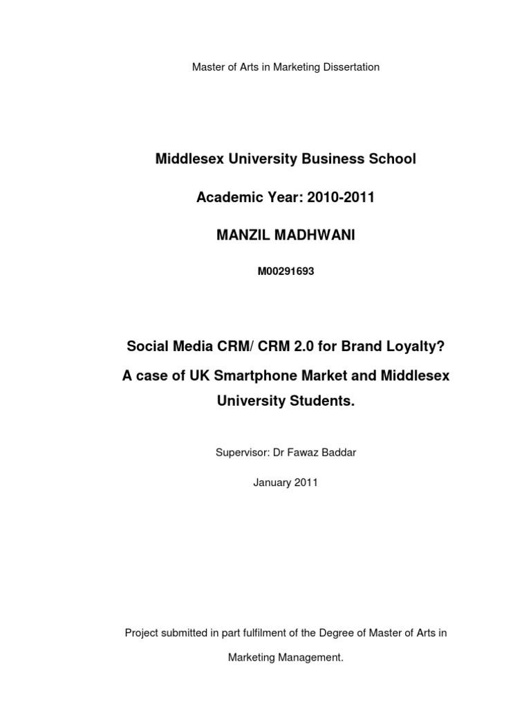 Social Media in the UK   MA Dissertation SlideShare