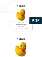 A Duck Decodale
