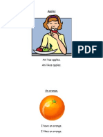 Fruit Decodable Book