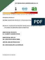 Proyecto Validacion de as Modulo de Incubacion de Huevo