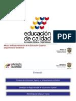 Presentacion Mesa Bolivar