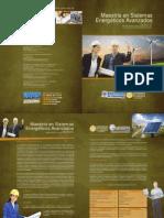 Plegable Sistemas Energeticos Avanzados UDES