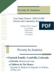 EDFA 51600 Case Study Project Power Point