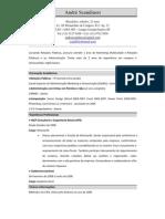 Currículo CSO-MKT - André Scandiussi
