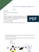 Tux Droid Basics