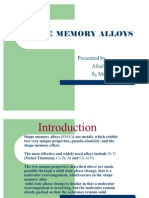 Shape Memory Alloys1