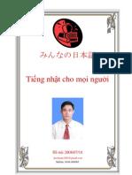 Giao Trinh Tieng Nhat