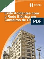 Evite Acidentes com a Rede Elétrica em Canteiros de Obras