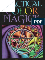 Practical Color Magick by Raymond Buckland