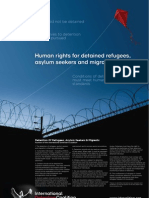 IDC Position on Immigration Detention