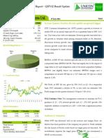 KPIT Cummins Info Systems Ltd. - Q1FY12 Result Update