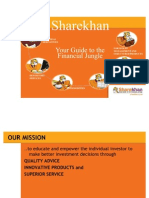 Sharekhan Corporate Presentation