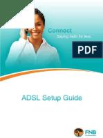 Adsl Setup Guide