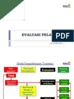 Evaluasi Training