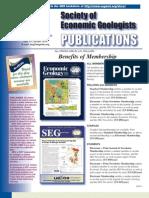 SEG Books_CDs Catalog