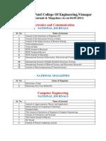 JOURNAL LIST till 04-05-2011[1]