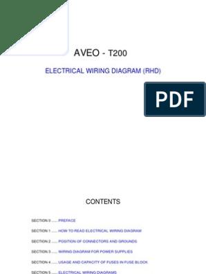 aveo electrical wiring diagram anti lock braking system Oxygen Sensor Schematic
