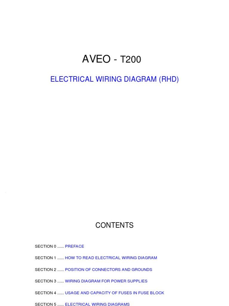 2009 chevy aveo wiring diagram lights 2009 kia spectra