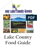 Lake County Food Guide 2011