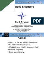 Weapons & Sensors NATO