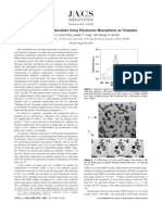 191_Synthesis of Silver Nanodisks Using Polystyrene Mesospheres as Templates