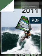 2011 Gaastra Sails Manual