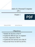 Fundamentals of PC