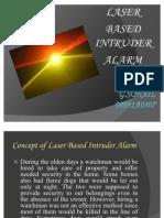 Laser Based Intruder Alarm Ppt