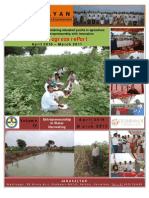 Livelihood Improvement of tail end farmers through water harvesting - Final Report Janakalyan Volume IV