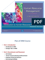 Chapter 1_HRM- Introduction to HRM 120609