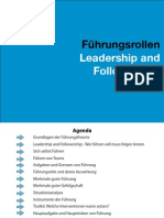 Fuehrungsrollen Leadership and Follower Ship Handout