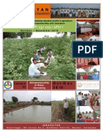 Livelihood Improvement of tail end farmers through water harvesting - Final Report Janakalyan Volume III