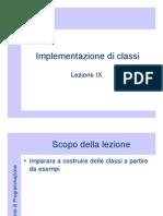 Lab9-Classi